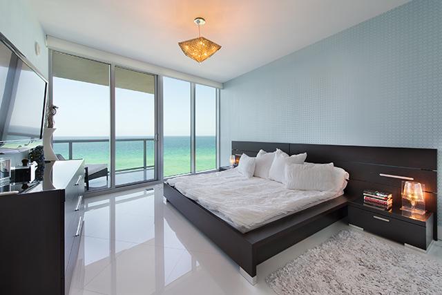 Jade Beach - Master Bedroom