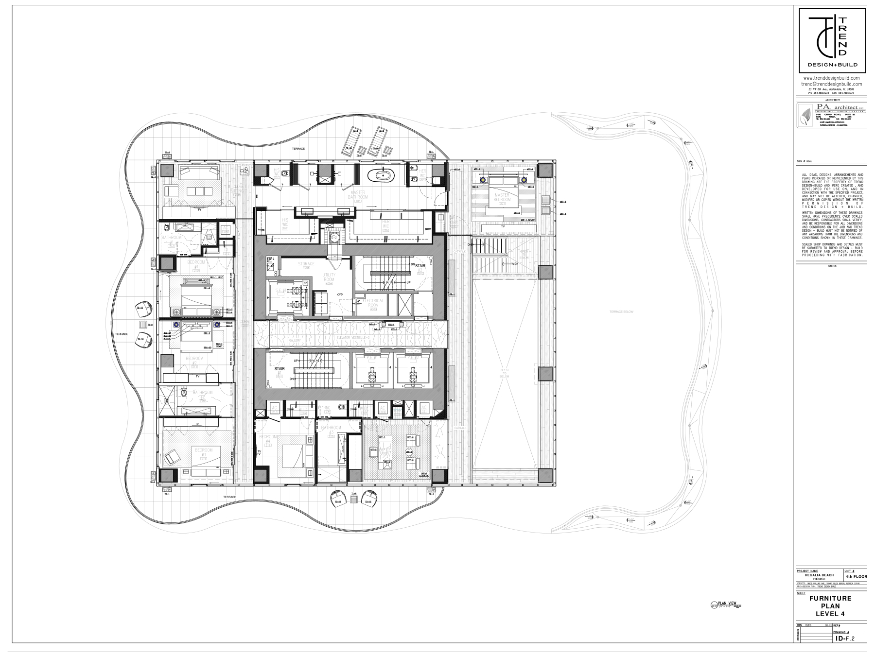 Beach house floor plan trend page 1800 1350 for Duplex beach house plans