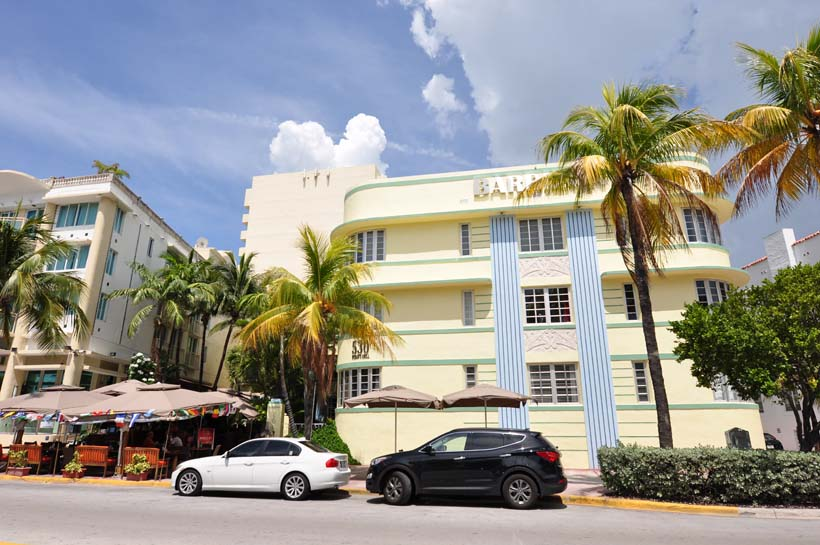 Barbizon Beach Club South Beach Ocean Drive