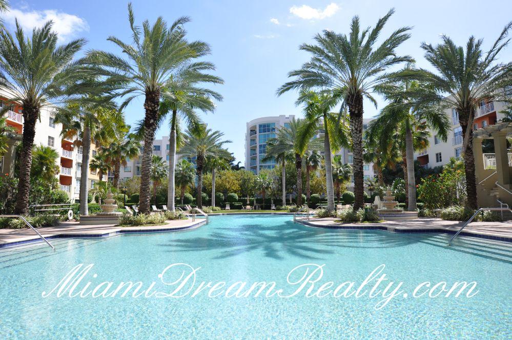 The Courts Miami Beach Pool