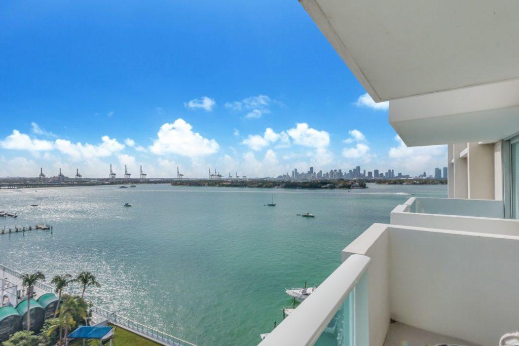 Mirador North South Miami Beach Condo 1128 for Sale SOLD