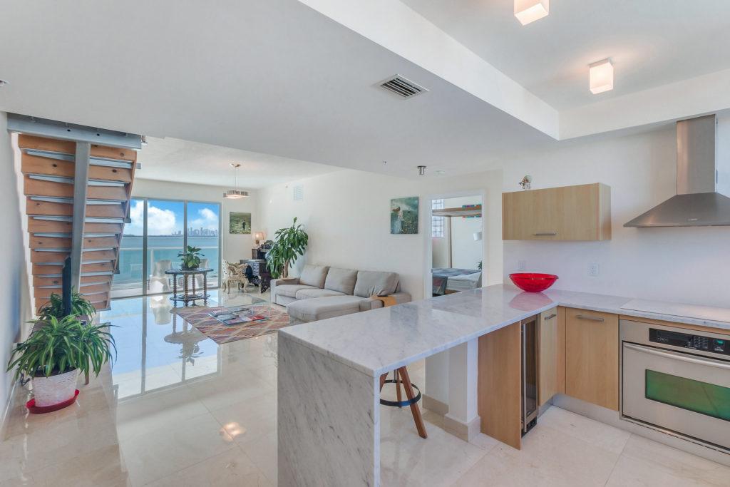 Baylights Penthouse Miami Beach Florida